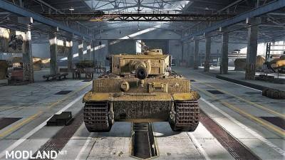 Sgt_Krollnikow51's Skin for Japan Tiger I , 3 photo